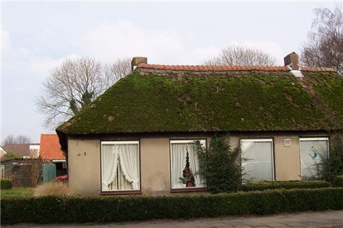 А я вам домик принесла ( Нидерланды )