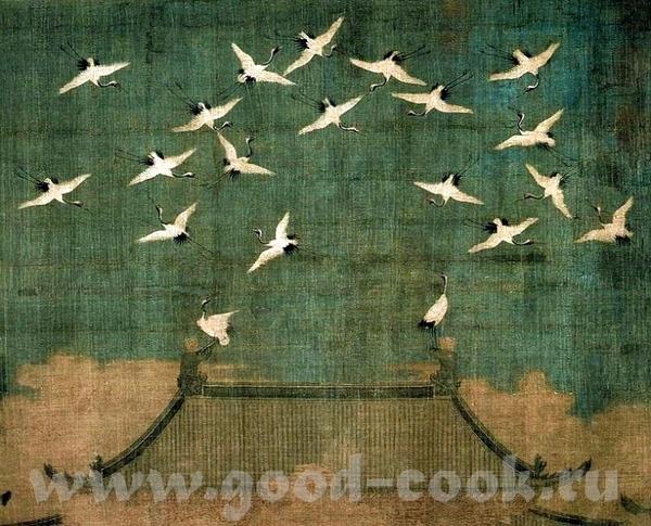 Удивительная живопись и каллиграфия китайского мастера Ци Бай-ши Кисти для кааллиграфии, описание... - 4