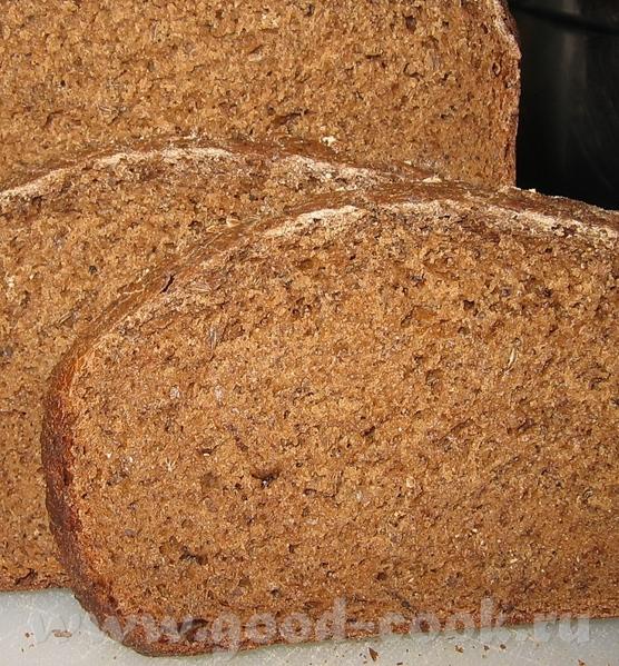 Сегодня делала очередной ржаной хлеб - 4