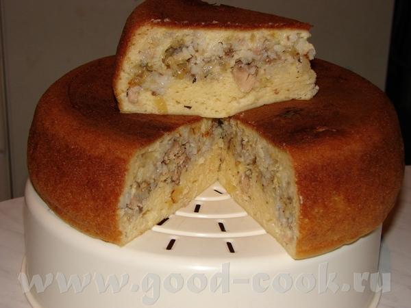 Оказываеца вчера была пирогомания))) И я под нее попала, сделала Рыбный пирог