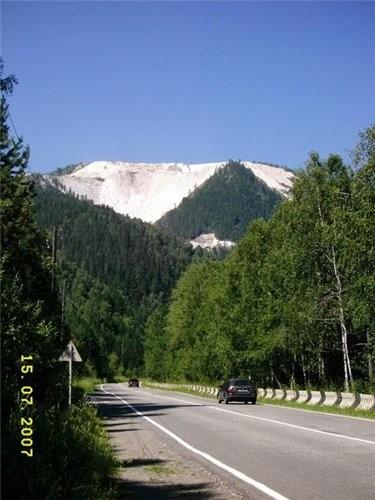 Чудес природных здесь не счесть Кибик — Кордонское месторождение мрамора, Так называют горы Саяны н...