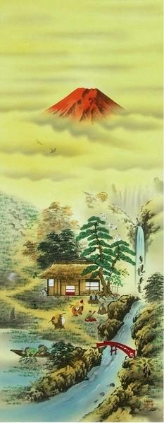 Kрасивие японские картины для идей Интересно Mandala- сакральные картины Дианы Фергюсон Картины на...