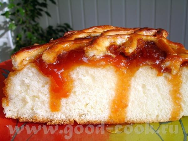 ПИРОГ ,, ОТ ЗАБОТЛИВОЙ СОСЕДКИ ,, Сегодня пекла пирог, рецепт взят из журнала (Блик кулинария), тес... - 3