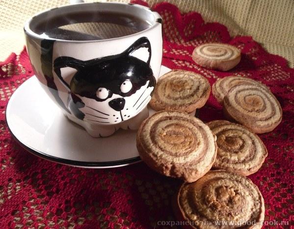 саксонское печенье