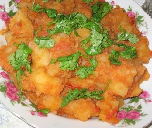 Яхния из картофеля - 2