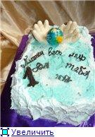 торт кошечка торт с планетой и руками торт Вольт - 4