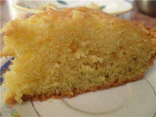 Лимонный кекс от Кутовой Ирины Приятного аппетита - 2