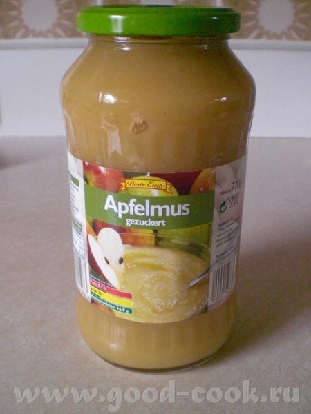 Сегодня на обед были Reiberdatschi - баварское название (Другие варианты названий – Kartoffelpuffer... - 2