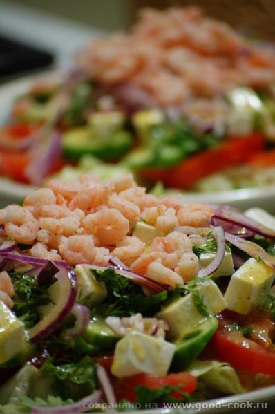 Несу вам вкусный салатик