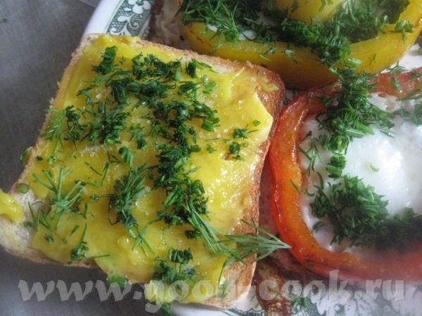 Перец несколько предотвратит бесформенное растекание белка по сковороде (чтобы белок почти не вытек... - 2