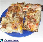 Домашняя пицца - 2