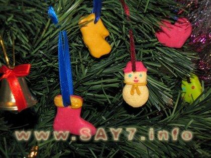 Опять тот же сайт: Рецепт от Скрипкиной Анастасии Новогоднее печенье на елку Ингредиенты 200 г слив...