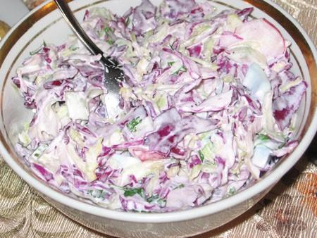 Мясо с овощами тушенное в вине