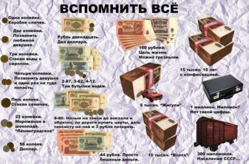 Перед тем как раскидываться деньгами, вспомните хорошую старую валюту