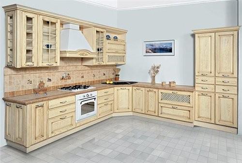 А вот кухня моей мечты: