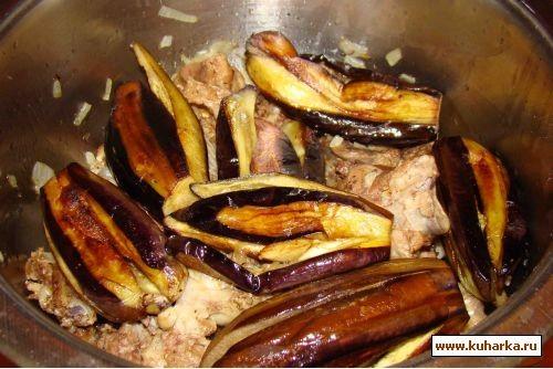 Вот хочу показать блюдо, которое часто готовится у нас дома - 3