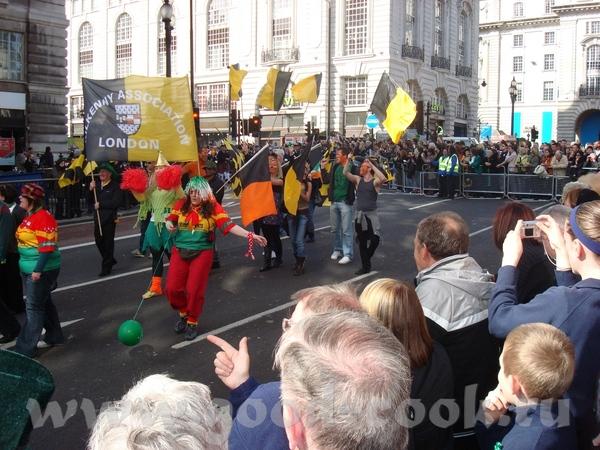 17 марта - день Святого Патрика, покровителя Ирландии - 2