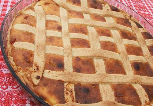 Творожный пирог В принципе ничего особенного в рецепте, обычная ватрушка, можно сказать, но поставл...