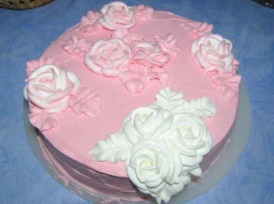 Девочки, тортики у всех просто класс