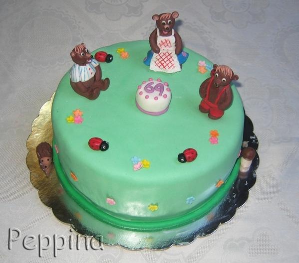 замечательные тортики девочки