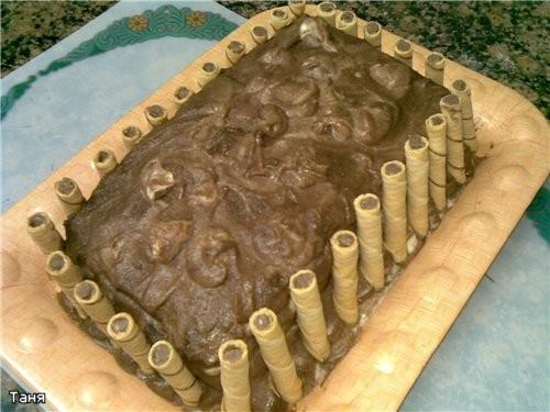Мраморный торт - 2