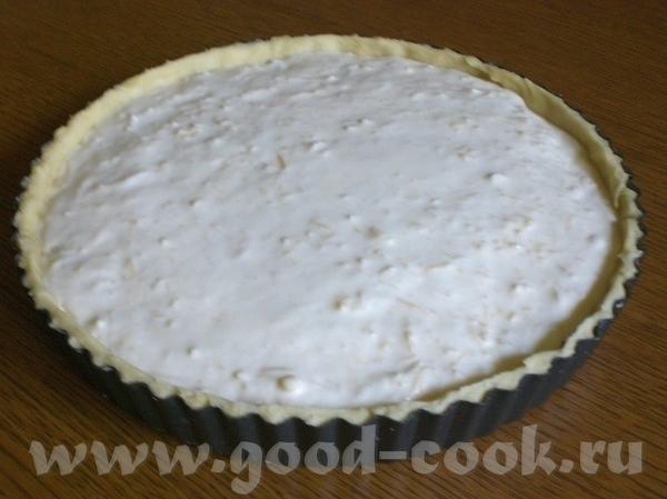 Пирог с рыбной начинкой - 4