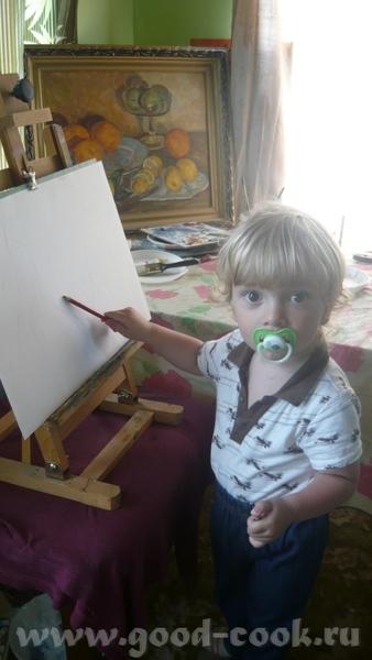 Наш художник