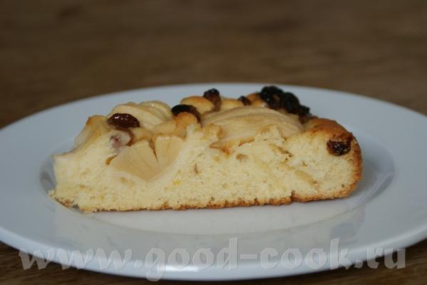 Немецкий яблочный пирог Нашла на просторах инета рецептик яблочного пирога, который мне запал в душ... - 2