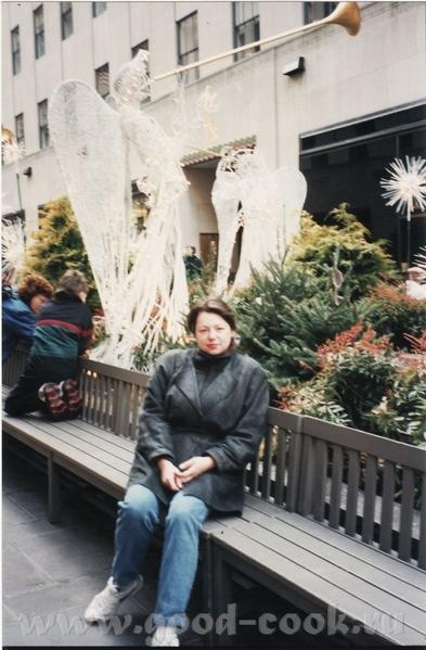 Нью-Йорк рождественский - 10 лет спустя(и я) - 2