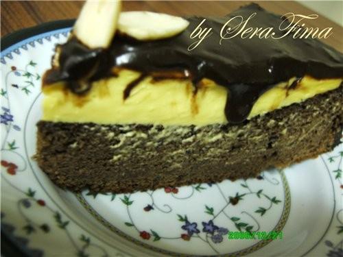 """Остатки торта """"Крем аля-крем"""", правда рецепт пееркроеный мною"""