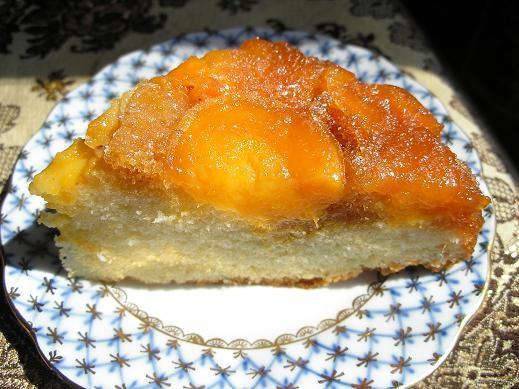 Огромное спасибо за рецепт Перевёрнутый абрикосовый пирог - 2
