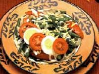 """Званый обед, рецепты Содержание: Салат """"Капричи"""" Суп-крем из брокколи Пельмени в горшочке Солянка с..."""