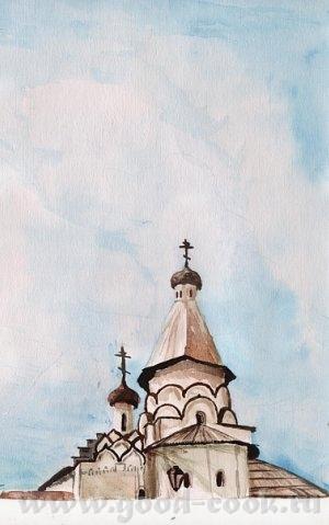 мой рисунок пастелью пастель пастель моя акварель моя акварель - 4