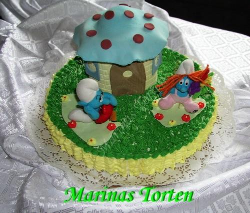 Тортик от Марины5 найдено Яночкой - 2