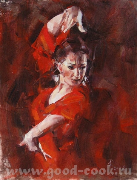 Посмотри как фон делает Renata Brzozowska ================================ Мне нравится её картины... - 5