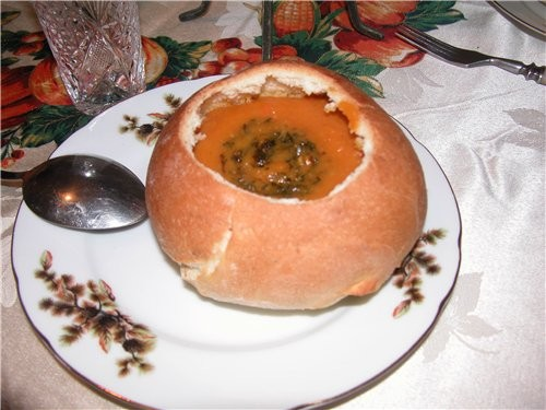 А у нас ужин на День Благодарения - 2