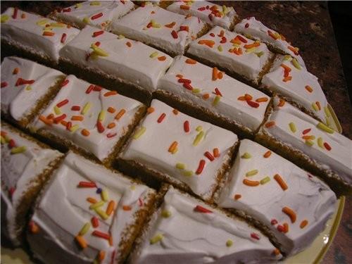 Тыква - это не фрукт, конечно, но пирожные из нее бесподобны (если не в тему, я их уберу) - 2