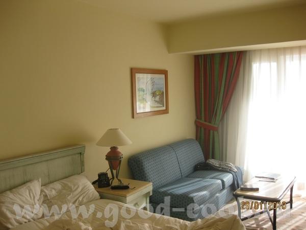 я как и Оля ( ) ездила в Египет в Шарм эль Шейх, отель Hilton Waterfalls (*****) - 4