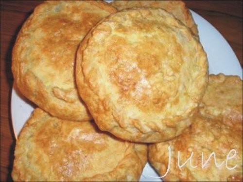 Курники (мини-пироги) Рецепт курников мне дала ташкентский повар
