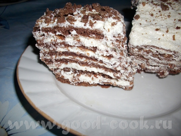 Торт СПАРТАК Тесто 6 ст - 2
