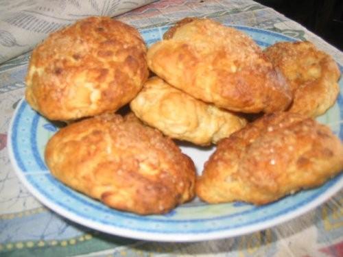 Яблочные булочки от Jul-Jul
