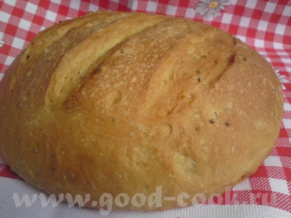 Инночка, я с очередной благодарностью за хлеб