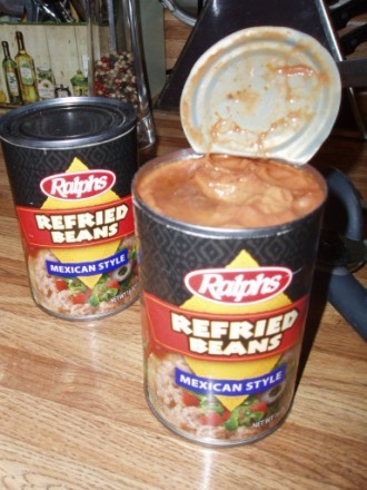 Refried Beans Как сделать обжареную фасоль самим