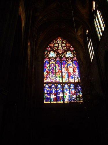 Церковь VOTIVKIRCHE - 2