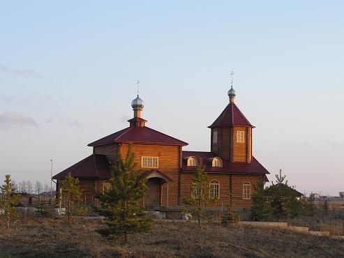 Храм Александра Невского в Вязьме Храм в Подмосковье