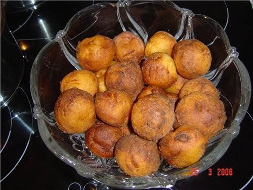 хочу сказать Спасибо Ирине Кутовой за творожные пончики получились очень воздушными и вкусными, а и...