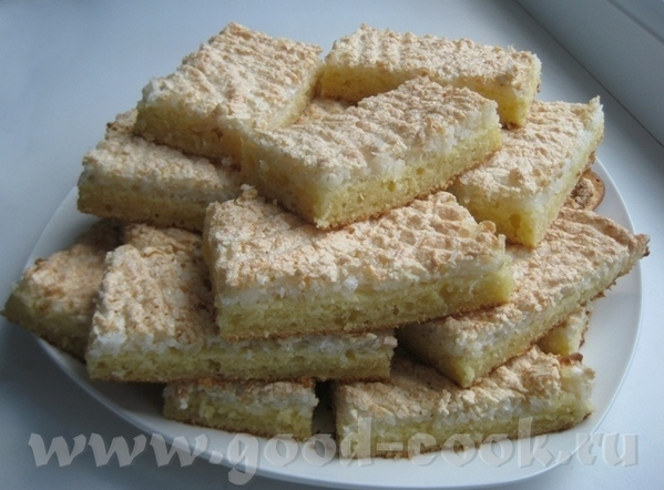 Лена, а я принесла спасибку за пирог с кокосовой стружкой Makronenkuchen Пирожок несложный в изгото...
