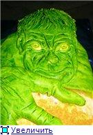 торт Халк - 2