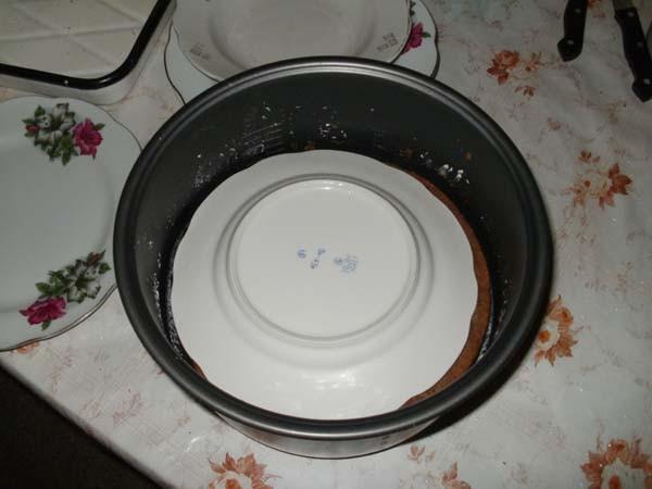 Шоколадный манник с вишней Ингридиенты: (стакан-250мл - 2