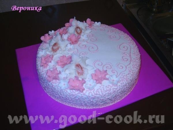 Очередной мой тортик - 3